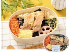 ローソン IROCORO 赤魚の生姜あんかけわっぱ風弁当