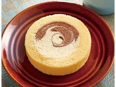 ローソン Uchi Cafe' SWEETS ×八天堂 かすたーどチョコロール