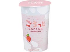 ローソン Uchi Cafe' SWEETS ごろっといちごミルク