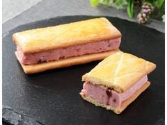 ローソン Uchi Cafe' SWEETS Specialite 華いろいちごバタービスキュイサンド