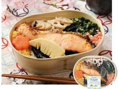 ローソン IROCORO 鮭の西京焼わっぱ風弁当