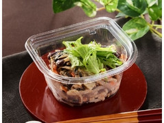 ローソン カップデリカ ひじきとごぼうのファイバーサラダ