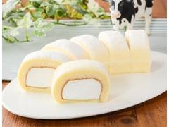 ローソン Uchi Cafe' SWEETS もち食感ロール 北海道産生乳入りクリーム