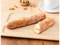 ローソン マチノパン くるみバターのフランスパン