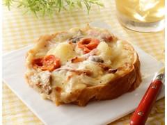 ローソン 6種チーズとごろごろ野菜のオープンサンド