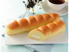 ローソン MILKカスタードのちぎりパン