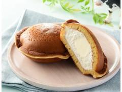 ローソン Uchi Cafe' ×Milk MILKどらもっち 練乳ソース入り
