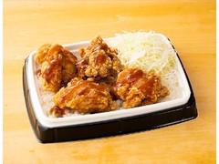 ローソン まちかど厨房 鶏の唐揚げ重 おろしポン酢