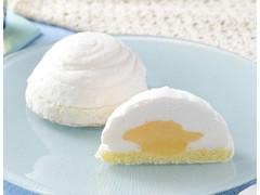 ローソン Uchi Cafe' モフマシュ もふもふしたマシュマロケーキ