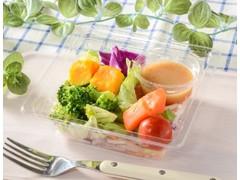 ローソン 1/2日分の緑黄色野菜のサラダ
