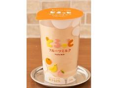 ローソン Uchi Cafe' とろっとフルーツミルク