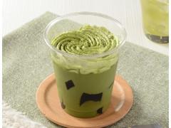 ローソン Uchi Cafe' わらび餅ラテ 宇治抹茶