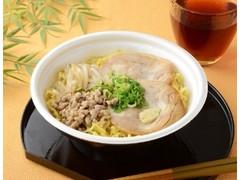 ローソン 麺屋彩未監修 札幌味噌らーめん 肉盛