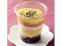 ローソン Uchi Cafe' 和パフェ お芋