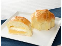 ローソン ブリオッシュクリームパン