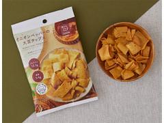 ローソン オニオンペッパーの大豆チップス