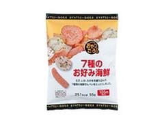ローソン おやつごろ。 7種のお好み海鮮 袋55g