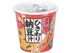 旭松 生みそずい濃厚ひきわり納豆汁