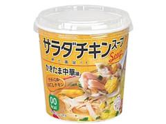 旭松 サラダチキンスープ かきたま中華味