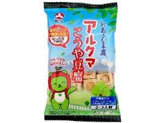 旭松 新あさひ豆腐アルクマこうや豆腐