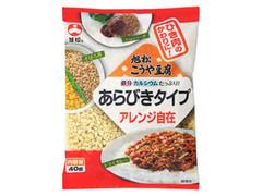 旭松 こうや豆腐 あらびきタイプ 袋40g