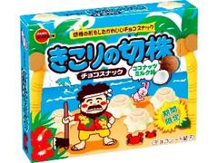 ブルボン きこりの切株 ココナッツミルク味 箱61g