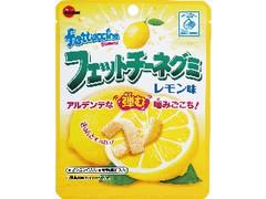 ブルボン フェットチーネグミ レモン味 袋50g