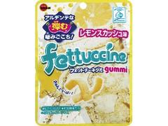 ブルボン フェットチーネグミ レモンスカッシュ味 袋50g