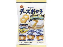 ブルボン チーズおかき カマンベールチーズ味 袋21枚