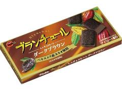 ブルボン ブランチュール ミニチョコレート ダークブラウン 箱12個