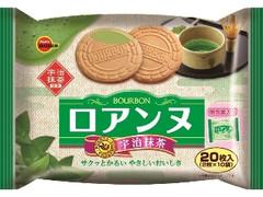 ブルボン ロアンヌ 宇治抹茶 袋2枚×10