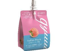 ブルボン ぎゅっ イタリアンピーチ味 袋150g