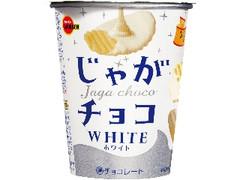 ブルボン じゃがチョコ ホワイト カップ36g