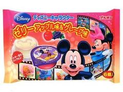 ブルボン ディズニーキャラクターゼリーFS アップル&グレープ 袋360g