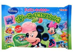 ブルボン ディズニーキャラクターゼリーFS ピーチ&マスカット 袋360g