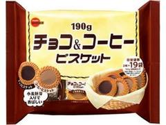 ブルボン チョコ&コーヒー 袋190g