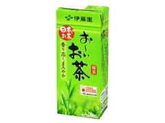 伊藤園 おーいお茶 緑茶 パック250ml