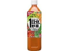 伊藤園 1日分の野菜 ペット900g