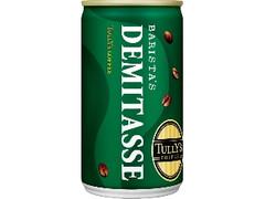 タリーズコーヒー バリスタズ デミタス 缶165g