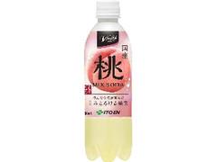 伊藤園 Vivit's 桃 MIX SODA ペット450ml