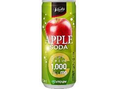 伊藤園 Vivit's APPLE SODA C 缶250ml