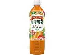 伊藤園 充実野菜 緑黄色野菜ミックス すりおろしにんじん ペット930g