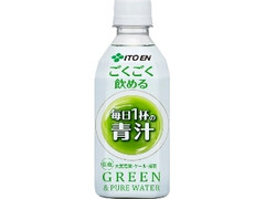 伊藤園 ごくごく飲める 毎日1杯の青汁 ペット350g