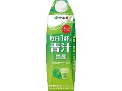 伊藤園 毎日1杯の青汁 パック1000ml