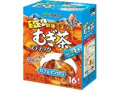 伊藤園 健康ミネラルむぎ茶 インスタント 箱0.8g×16