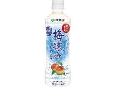伊藤園 日本の果実 梅涼み ペット500g