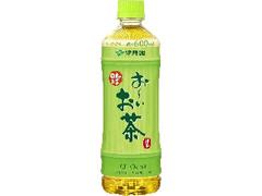 伊藤園 お~いお茶 緑茶 ペット600ml