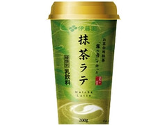 伊藤園 抹茶ラテ カップ200g