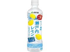 伊藤園 日本の果実 瀬戸内レモン ペット500g