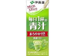 伊藤園 毎日1杯の青汁 まろやか豆乳ミックス パック200ml